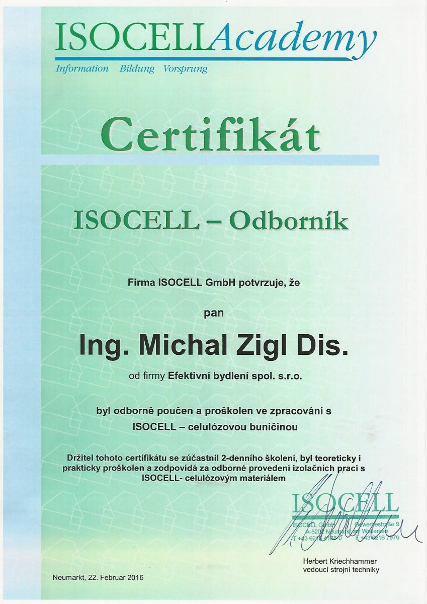 Isocell Michal